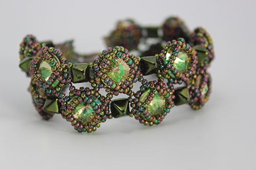 Bead&Button Show: Bead&Button Show Workshops & Classes: Friday June 5, 2015: B151552 Katherine