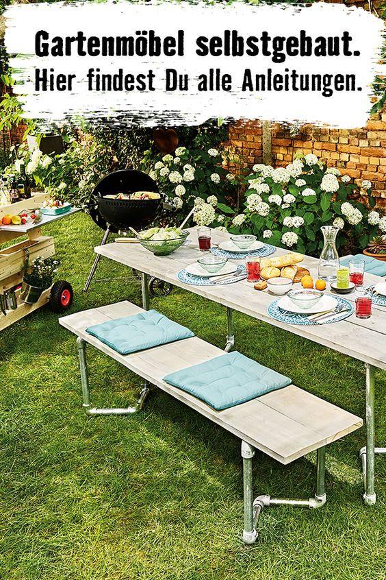 Gartenbank Bauen Anleitung Selber Bauen Gartenmobel Sets Mobel Selber Bauen