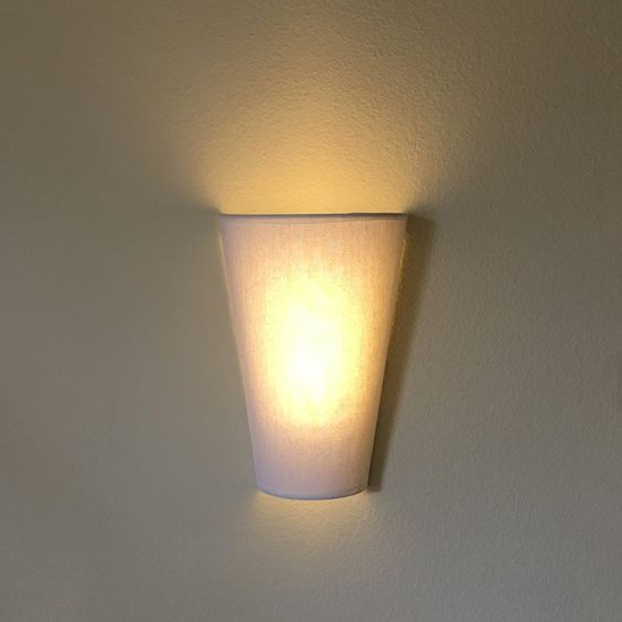 Default Name Battery Operated Wall Sconce