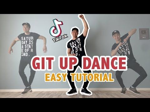 How To Do The Git Up Dance Tik Tok Easy Tutorial Step By Step