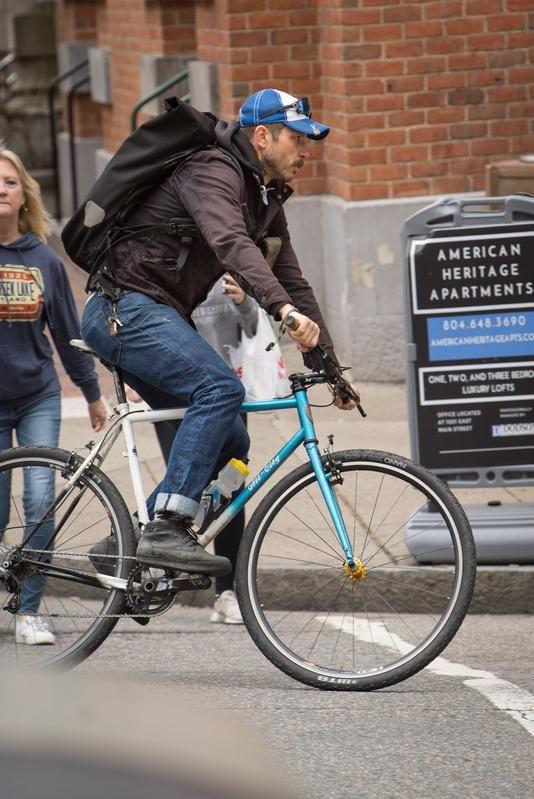 The Everyday Bicycle Bike Accessories Bike