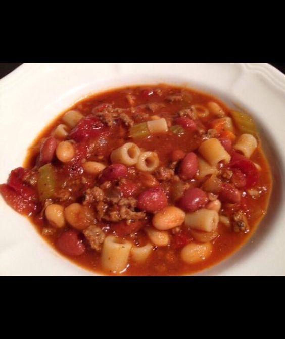 Pasta Fagioli! Just Like Olive Garden!#Recipes#Trusper#Tip