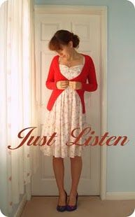 Just Listen http://dontthinkorjudge.blogspot.com/