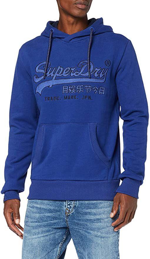 Superdry Herren Collective Zip Hood Kapuzenpullover in 2020
