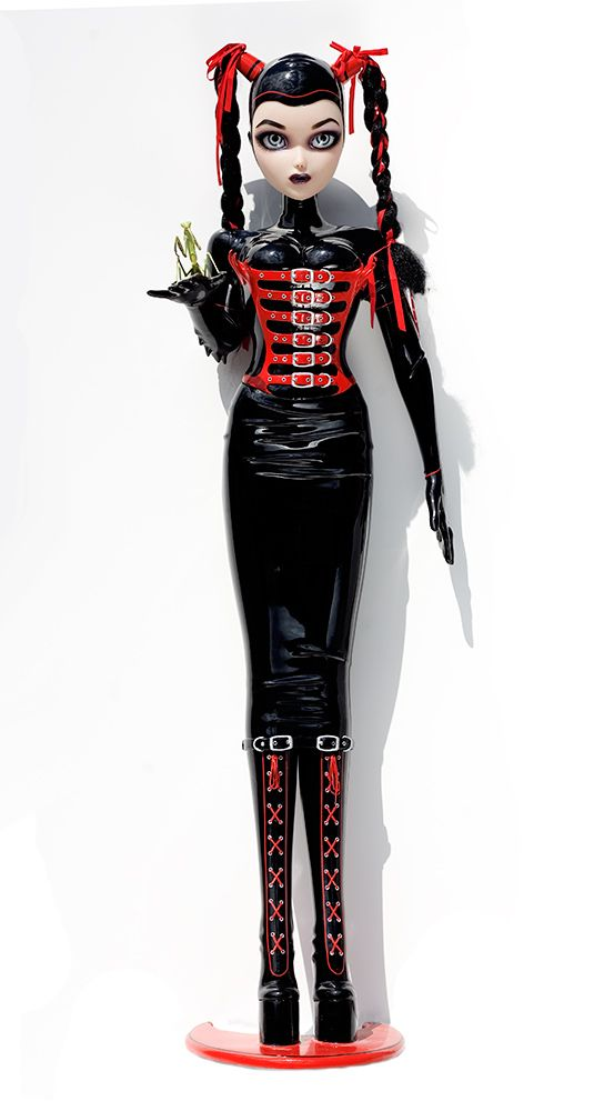Letters In Latex%0A Colin Christian   Domina Doll   ART INSPIRATIONS   Pinterest   Christian  and Dolls