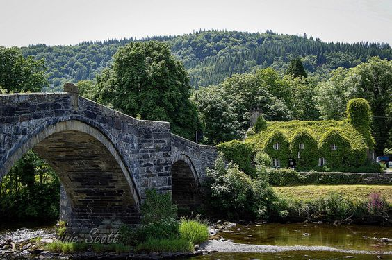 Llanrwst Wales | Flickr - Photo Sharing! Dominic Scott Photography