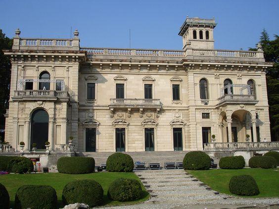 enrique del pozo luchino visconti palace palacio - Como| by enrique del pozo