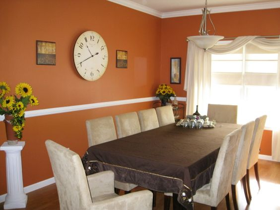 Painting Dining Room Style Photos Design Ideas