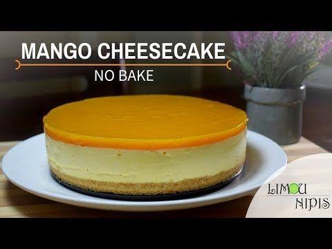 Youtube Mango Cheesecake Easy Cheesecake Recipes Cheesecake