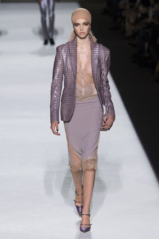 Tom Ford Spring Summer 2019 Ready-to-Wear Collection – New York