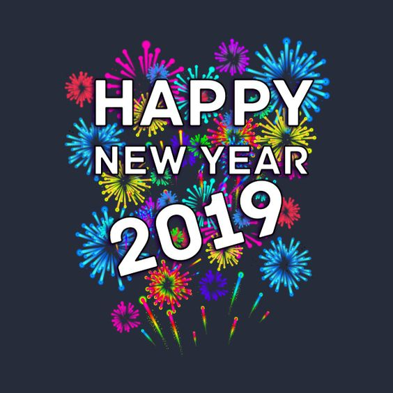 Check out this awesome 'Happy+New+Year+2019' design on @TeePublic!