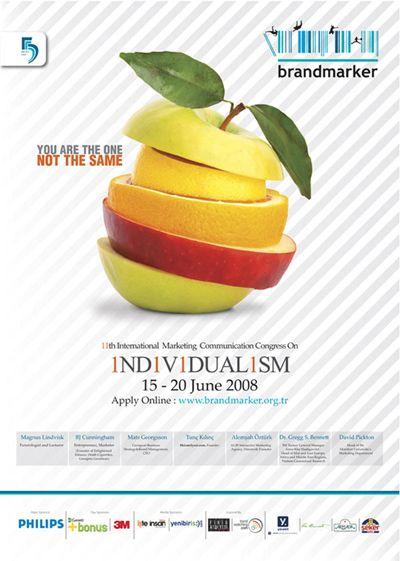 individualism poster