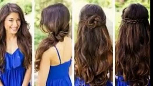 Easy Styles For Short Hair