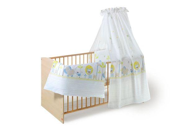 Schardt Kinderbett Classic-Line mit Textilset 1