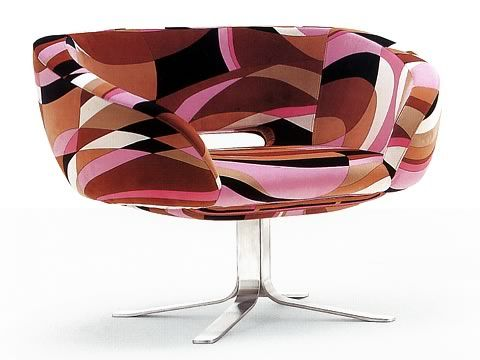 Cappellini Rive Droite / Emilio Pucci / Sofa / Armchair / Pink / Patrick  Norguet | My Favorite | Pinterest | Armchairs, Dressing Room And Interiors