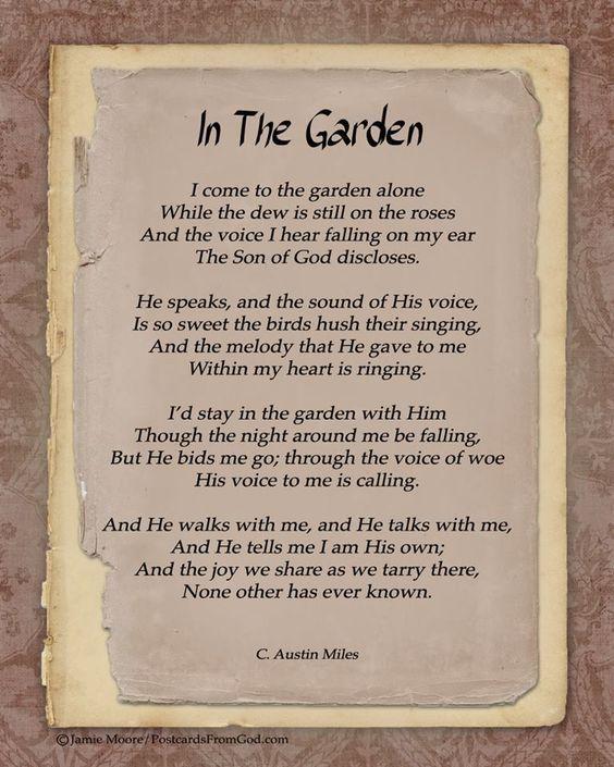 And He Walks With Me And He Talks With Me : walks, talks, Jeremygwa, Redbubble, Hymns, Lyrics,, Spiritual, Songs,, Great, Lyrics