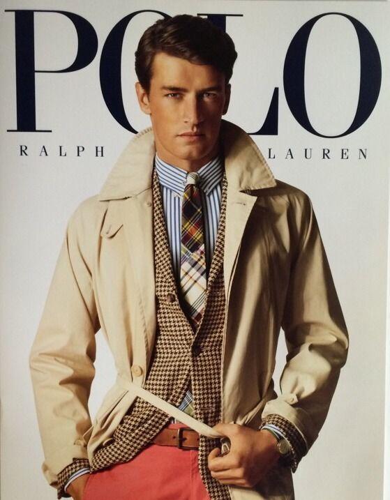 Polo Ralph Lauren Mens Collection Catalog 2009
