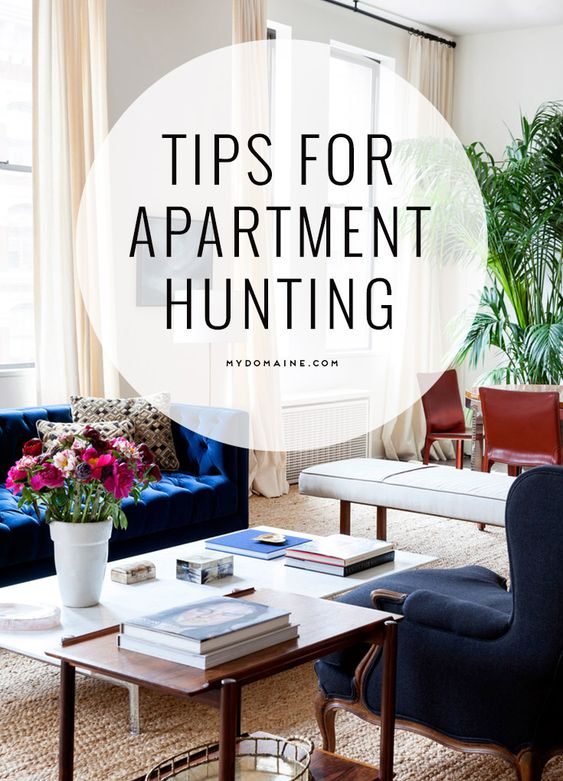Apartment hunting tips for couples who are moving in together