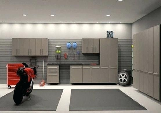 Cool Garage Interiors Google Search Garage Lighting Garage Lighting Ideas Diy Garage Interior