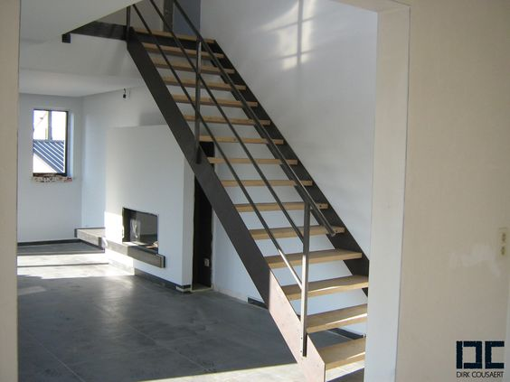 stairs dirk cousaert trappen pinterest stairs. Black Bedroom Furniture Sets. Home Design Ideas