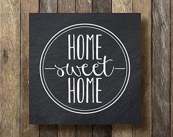 sweet home entryway decor and chalkboard printable on pinterest. Black Bedroom Furniture Sets. Home Design Ideas