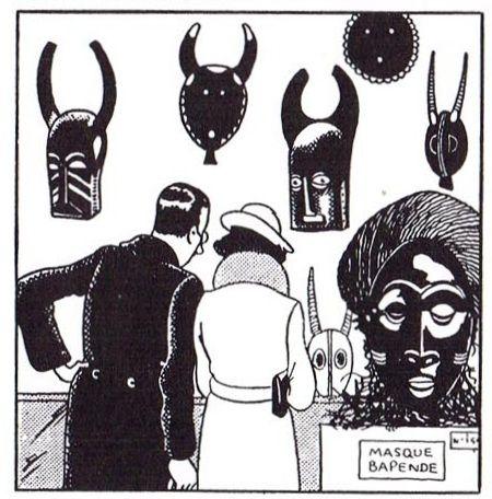 La grande histoire des aventures de Tintin. 9cc4a0cf65417ebf6253de5c19a735ed