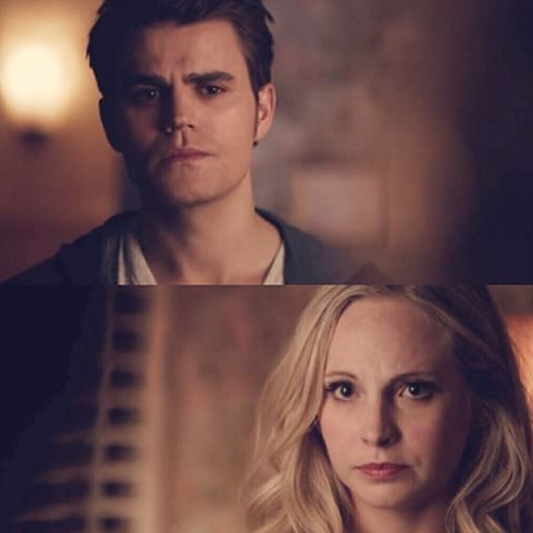 The Vampire Diaries | Stefan and Caroline #Stefoline
