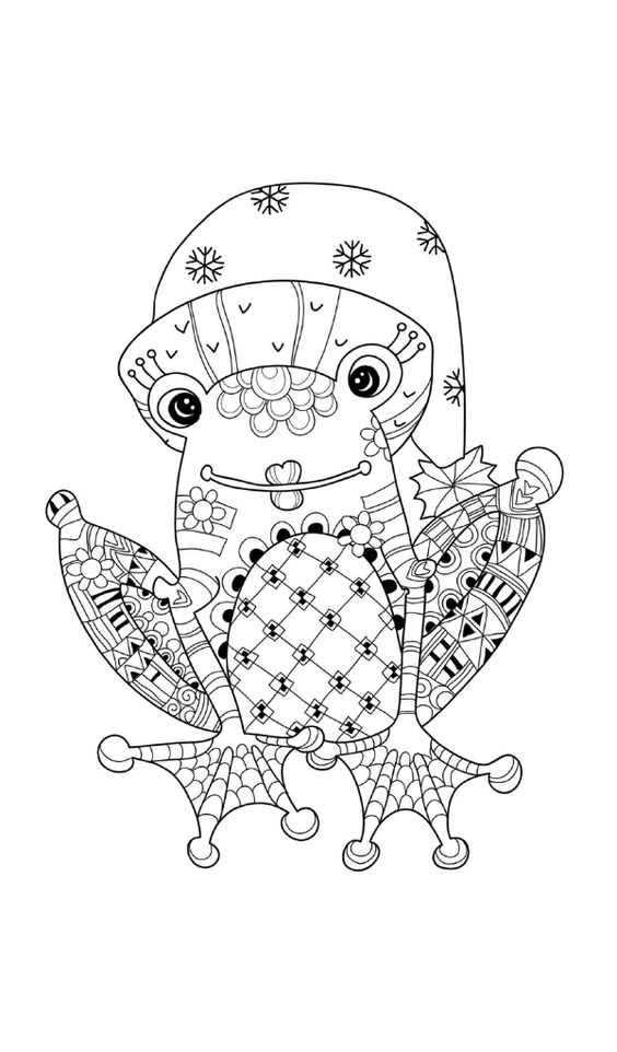 adult coloring  a holiday and coloring books on pinterest