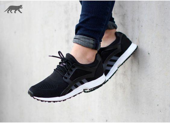Adidas Lite Racer Womens Black