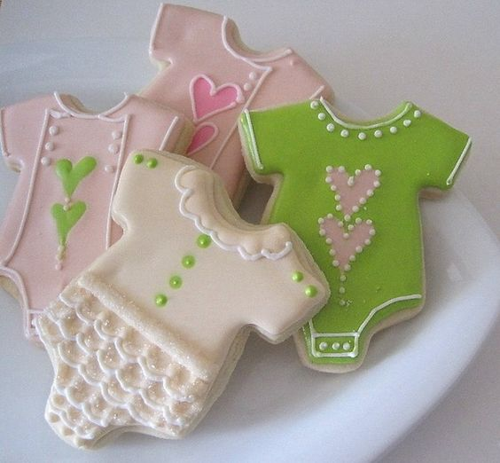 We can see how much these cost to buy then do a make your for Baby shower cost