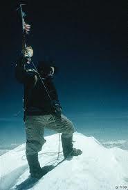 Mt Everest.
