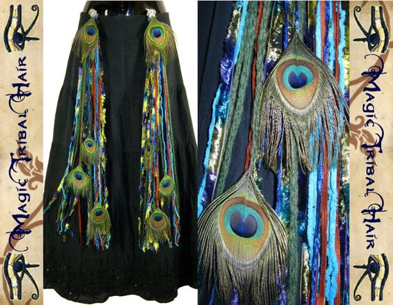 Hey, I found this really awesome Etsy listing at http://www.etsy.com/listing/152202164/fairy-pixie-elf-peacock-feather-yarn
