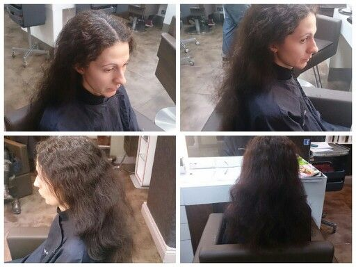 27/01/2014 1) Wants rounded ends, to remove split ends.