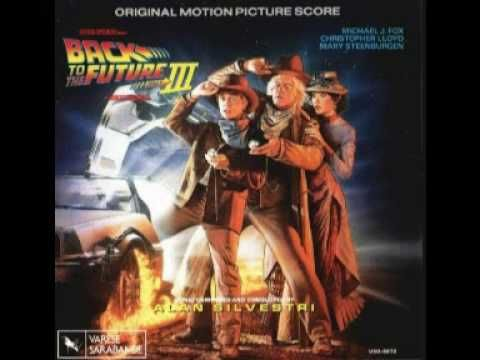 Alan Silvestri   Back to the Future 3