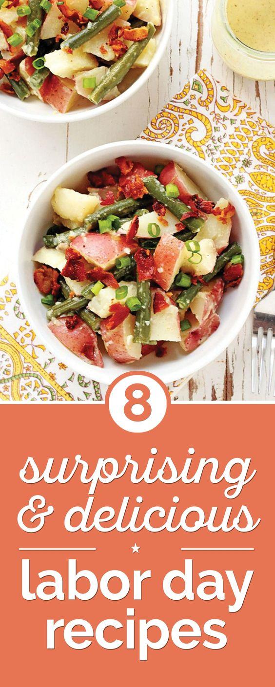 8 Surprising & Delicious Labor Day Recipes - thegoodstuff