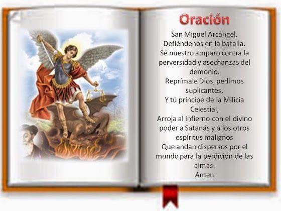Imagen Arcangel Miguel San Miguel Arcángel Arcangel Miguel Oracion