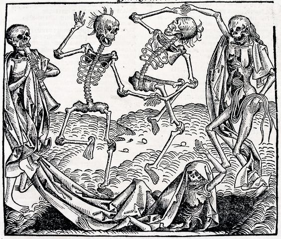All About Paranormal: Danse Macabre #ghosts #paranormal #dansemacabre
