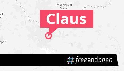 Es nuestra y es libre  Un mundo libre y abierto  Depende en una red libre y abierta  Y una red libre y abierta depende en mí.