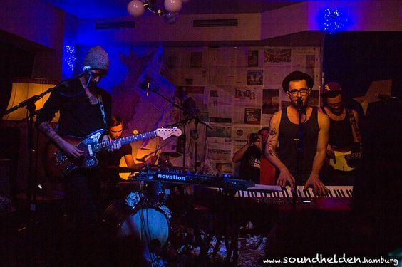 Lidenbrock bei den Leinen Los Acoustic Sessions #31 - Soundhelden | Hamburgs Musikpinnwand