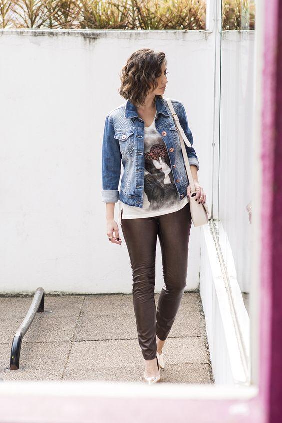 Meus looks  Ensaio Street Style para LOVE ETC