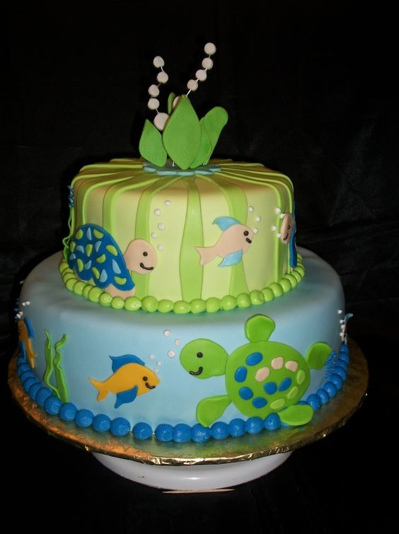 Custom Baby Shower Cakes Jacksonville Fl