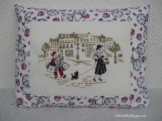 | J'aime la broderie française: Cross Stitch All, Point, Embroidery, Cross