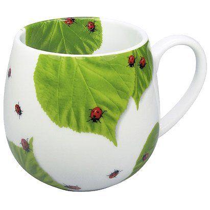 Waectersbach Ladybug Snuggle Mug : print