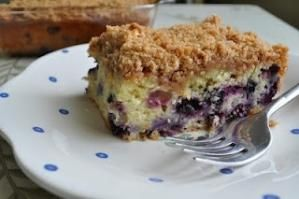Blueberry Coffee Cake by mariam