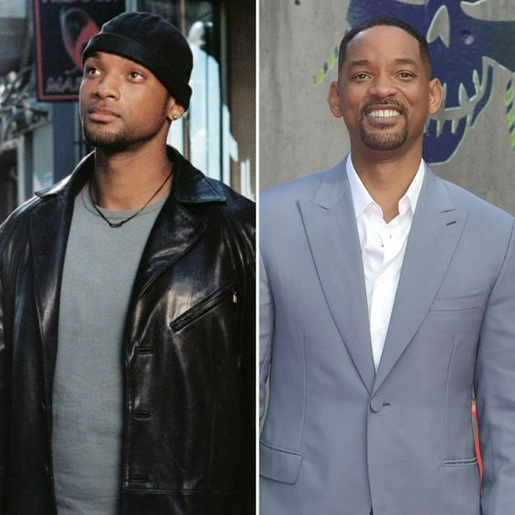 12 Years Later: See Will Smith and the 'I, Robot' Cast Then and Now!