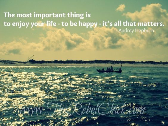 Great Happiness Quote