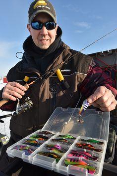 Best Ice Fishing Walleye Baits
