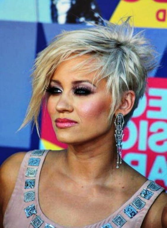 As you all know that there are so many kinds of short funky hairstyles. You might get confused when you have to choose which one is the best for you. Don`t worry about that you will have nice references from here, so that you can choose the best hairstyles for you.