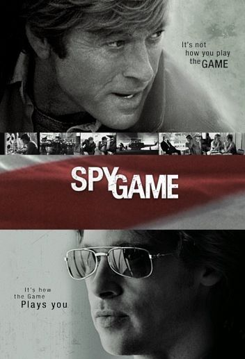 Spy Game (2001) - Ridley Scott.  (USA).