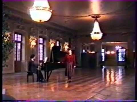 Vilja Lied Die Lustige Witwe Franz Lehar